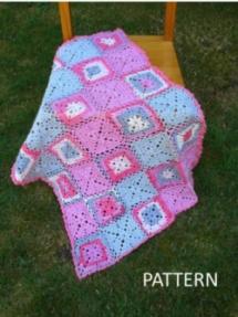 A crochet pattern from Nancy Brown-Designer.