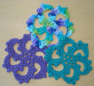 Crochet Motif Hexagon